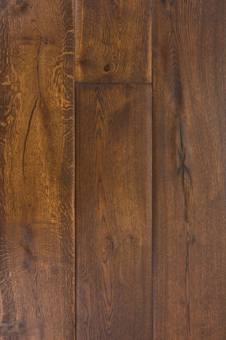 Antique Church - Exclusive Waved Flooring with  sunken knots and cracks.