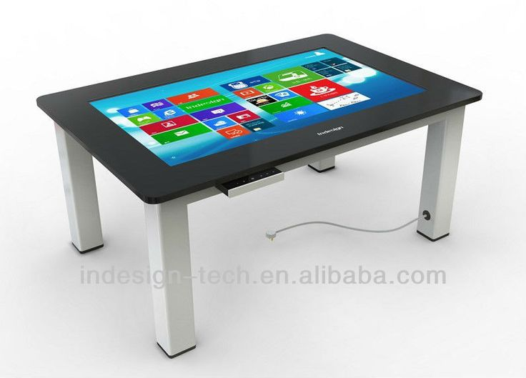 Interactive Touch Screen Table 4000 6000 My Wants In A