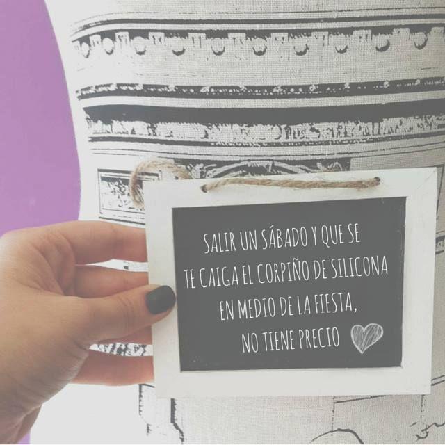 Jajaja, no tiene precio! Confesanos tu verdad a hello@sofidegrecia.com