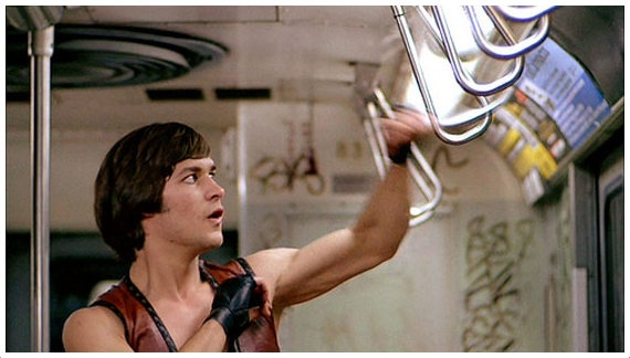 "James Remar. Played 'Ajax' in ""The Warriors"""