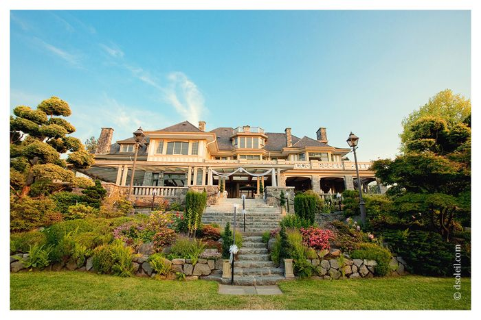 Featured Wedding Venue: Cecil Green Park House » Vancouver wedding photographers blog | d'Soleil Photography
