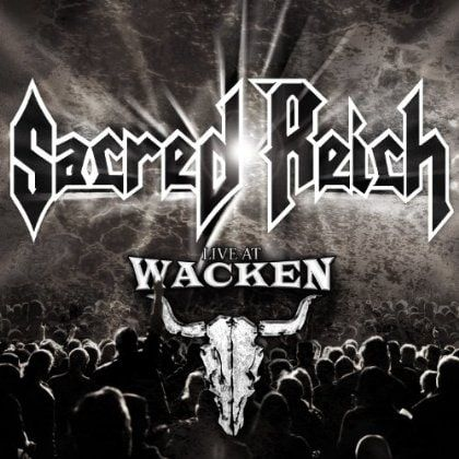 Sacred Reich - Live At Wacken Open Air, Blue