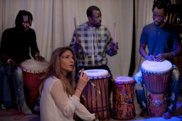Βασιλική Καρακώστα: συνέντευξη στη Ράνια Μπουμπουρή