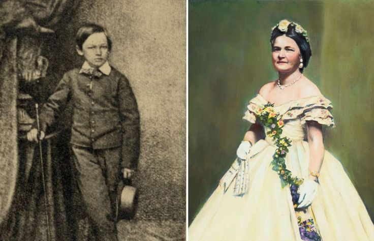 February 20,   1862: Lincoln's son and wife die  -    William Wallace Lincoln, the 11‐year‐old son of President Abraham Lincoln and first lady Mary Todd Lincoln, die at the White House,  apparently of typhoid fever.
