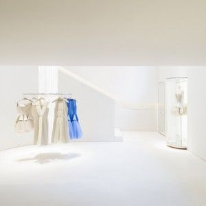 John Pawson designs interior for  Christopher Kane's first store