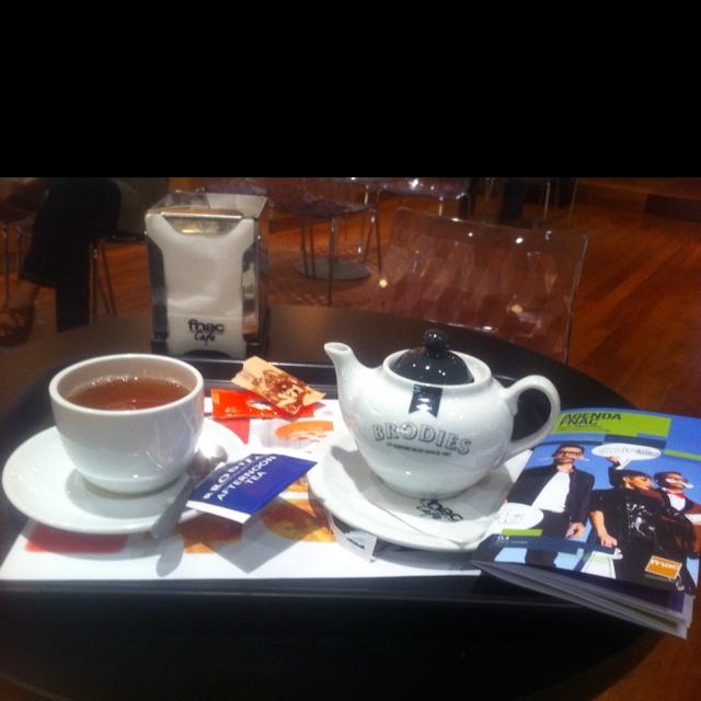 Tea @ FNAC
