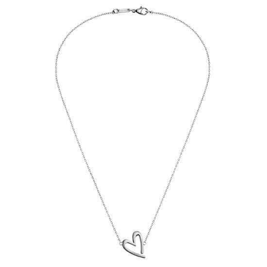 Calvin Klein is een beroemd Amerikaans modehuis met een breed assortiment aan kleding en mode-accessoires. De juwelen lijn van Calvin Klein is breed en bestaat uit diverse ontwerp-series met ieder een compleet eigen gezicht. BoumanOnline.com