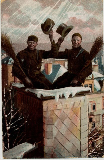 pc schoorsteenvegers  1923 a by janwillemsen on Flickr.