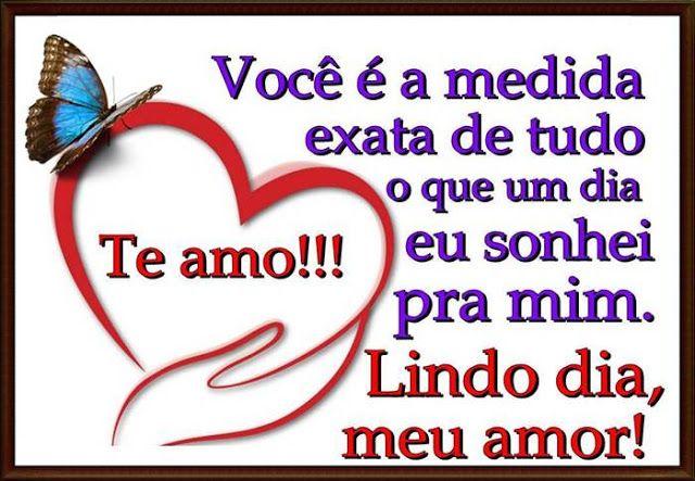 Cartoes Postais De Bom Dia Meu Amor Amor Mensagens De Amor