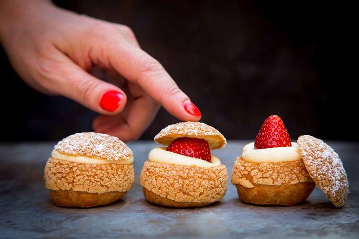 La ravissante Pâtisserie Rhubarbe, rue Lanaudière, a célébré ses six ans, le 28 octobre dernier! Et après six ans, on aime toujours.