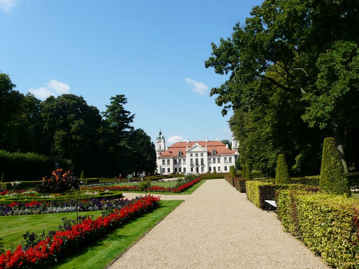 Kozłówka Palace, Poland