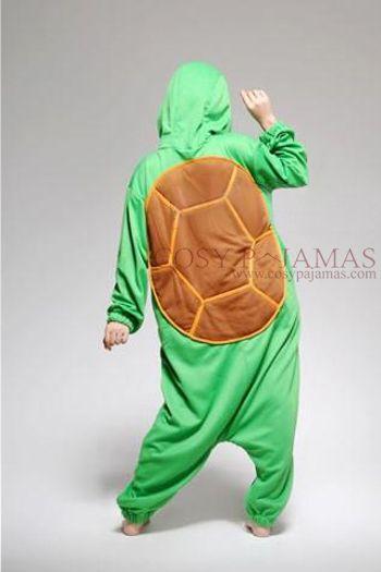 Animal Onesies Turtle Onesie Kigurumi Pajamas