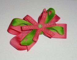 A good friend of mine makes BEAUTIFUL hair bows for two little girls (ages 2 and 3)! I tried to find some good tutorials online and even bought...