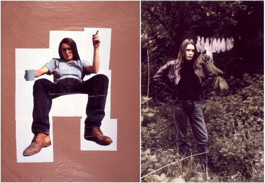 Sarah Lucas: http://www.flarearts.org/?p=341 #photography #selfportraits