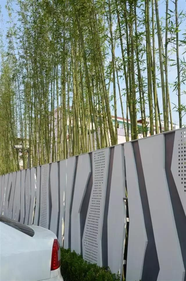 1000 images about boundary walls fence gates on for Decorative wall fence