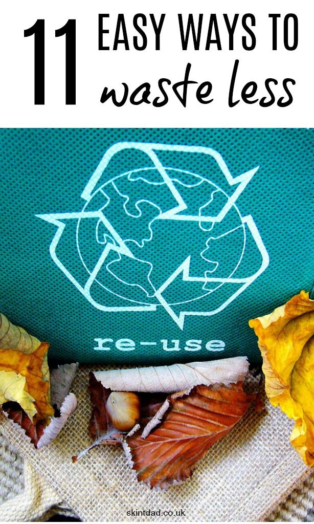 11 Easy Ways to Use Less During Zero Waste Week