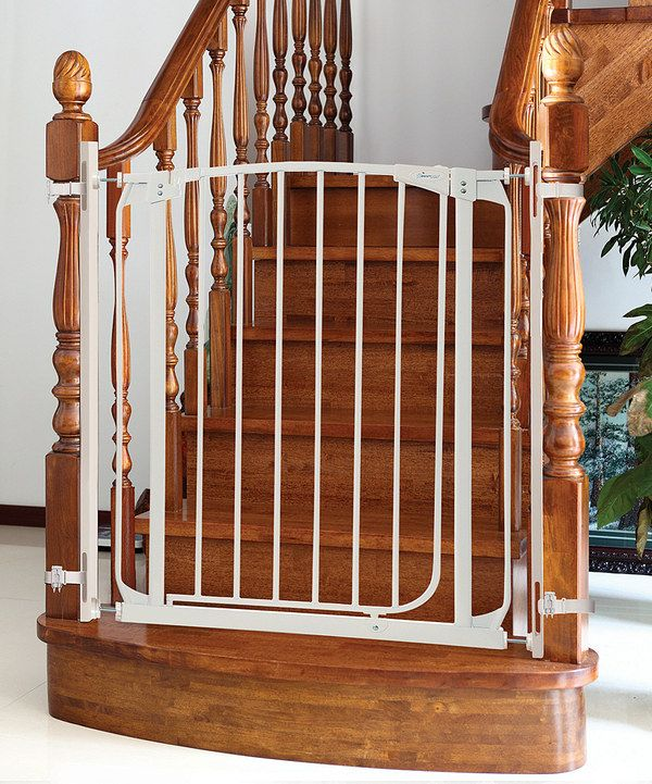 Look at this Dreambaby White Banister Gate Adapter on #zulily today!