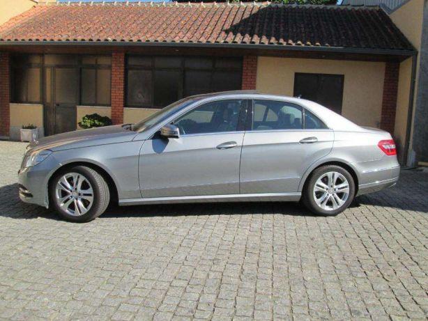 Mercedes -Benz E 350 CDI Avantgarde NACIONAL preços usados