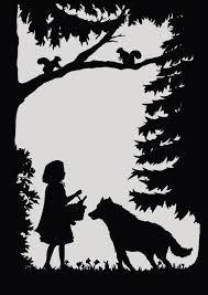 Bildergebnis für silhouette märchen
