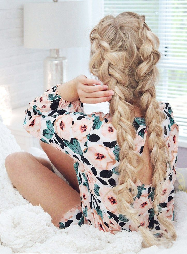 Surprising 1000 Ideas About Dutch Braids On Pinterest Braids French Short Hairstyles Gunalazisus