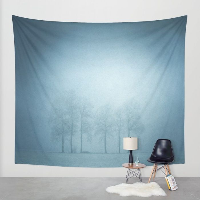 Buy 6 surreal Trees in the dawn Wall Tapestry by Tanja Riedel. Worldwide shipping available at Society6.com. Just one of millions of high quality products available.