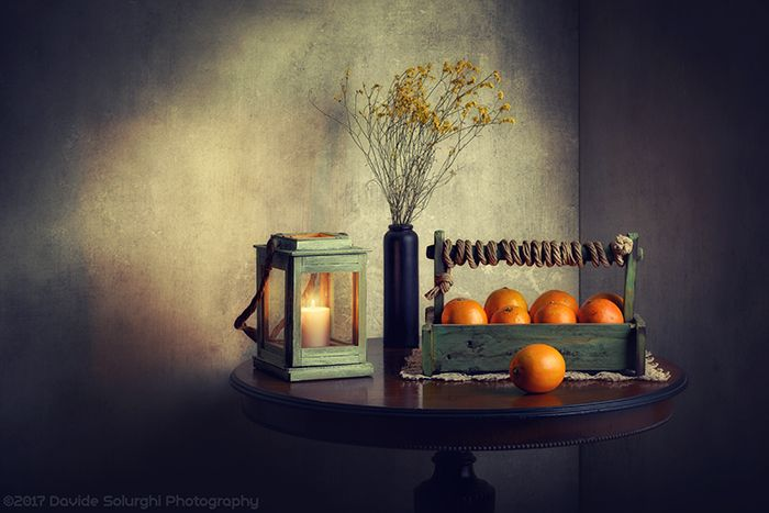 Davide Solurghi Photography - Recent Work - Oranges for breakfast | Thank you so much for the visits, favs and comments :)  ©Davide Solurghi All Rights Reserved #stilllife #indoor #inside #studio #food #cibo #fruit #fruits #frutta #flower #fleurs #fiori #oranges #breakfast