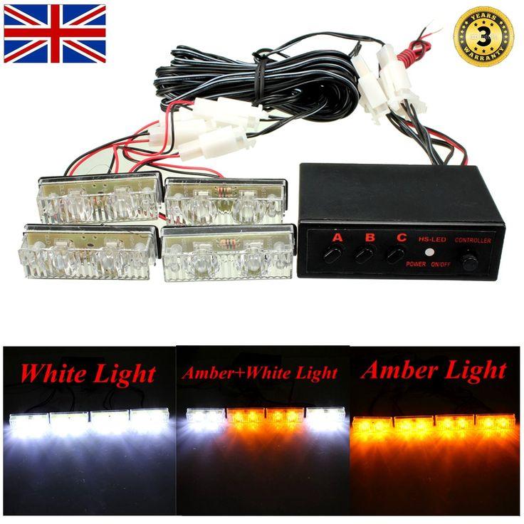 $12.56 (Buy here: https://alitems.com/g/1e8d114494ebda23ff8b16525dc3e8/?i=5&ulp=https%3A%2F%2Fwww.aliexpress.com%2Fitem%2FNew-12V-2x4-Amber-White-LED-Car-Flashing-Warning-Emergency-Strobe-Light-Lamp-Bar%2F32521476762.html ) New 12V 2x4 Amber White LED Car Flashing Warning Emergency Strobe Light Lamp Bar for just $12.56