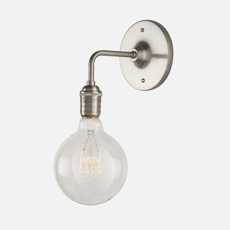 Orbit Wall Sconce Schoolhouse Electric And Supply Co : 36 best utilitarian schoolhouse lighting images on Pinterest Electric, Factories and Wall sconces