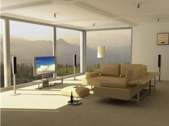 want to have a cinema hall feeling at your home get your entertainment system installed. beautiful ideas. Home Design Ideas