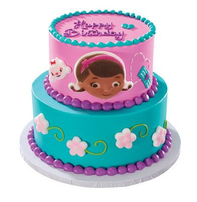 Doc Mcstuffins Cake Decorating Kit : 17 Best images about Doc McStuffins cake/party ideas on Pinterest Doc McStuffins, Party ...