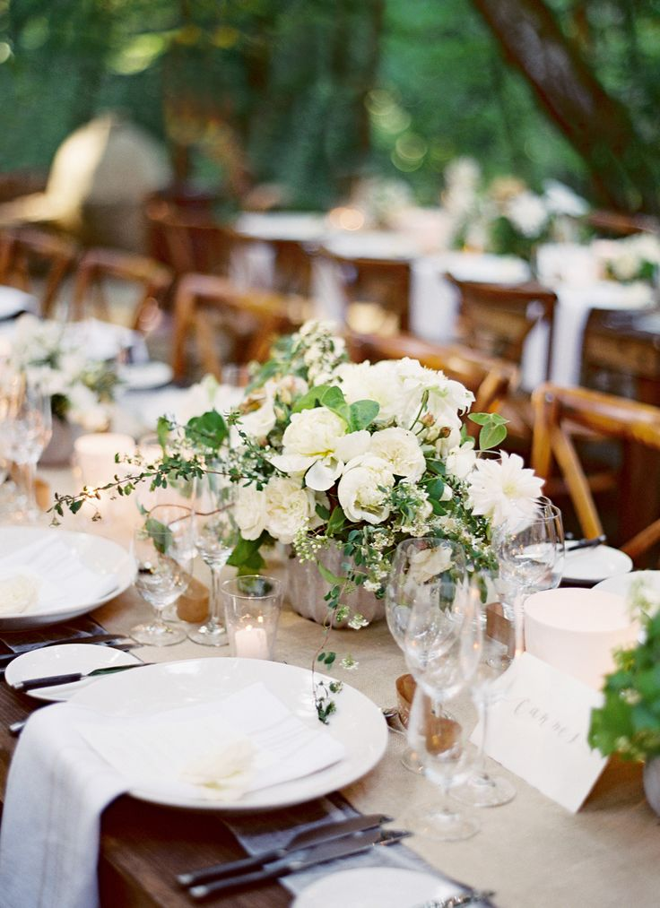Sonoma Ranch Wedding Inspired by All Things French - http://www.stylemepretty.com/2014/08/19/sonoma-ranch-wedding-inspired-by-all-things-french/
