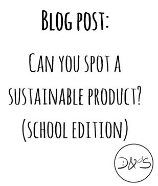 I post monthly or every two months so keep an eye out!! New post today about spotting sustainable products! #blog #2017 #sustainability
