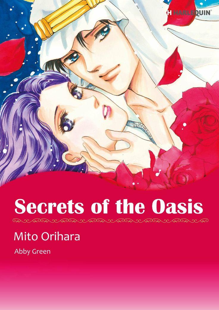 Amazon.com: Secret of the Oasis (Harlequin comics) eBook: Abby Green, Mito Orihara: Kindle Store