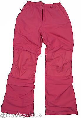 #Lands end girls pink #salopettes ski pants snow pants  #waterproof trousers,  View more on the LINK: 	http://www.zeppy.io/product/gb/2/281488555886/