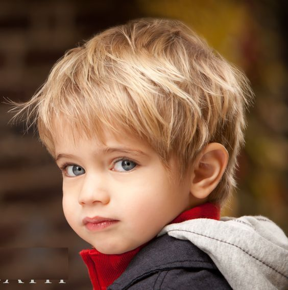21 Awesome And Trendy Haircuts For Little Boys - Styleoholic                                                                                                                                                                                 More