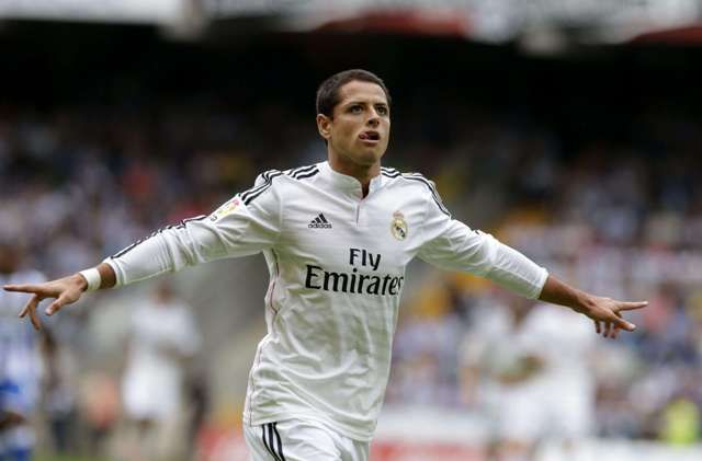 """Chicharito Goal send Real Madrid to Champions League SemisIt's been a long and troublesome season for Mexico saint Javier """"Chicharito"""" Hernandez. In any case on Wednesday, finally, he got the opportunity to be a legend for Real Madrid, jabbing home the 88th-minute champ against crosstown opponents.  : ~ http://www.managementparadise.com/forums/trending/282939-chicharito-goal-send-real-madrid-champions-league-semis.html"""