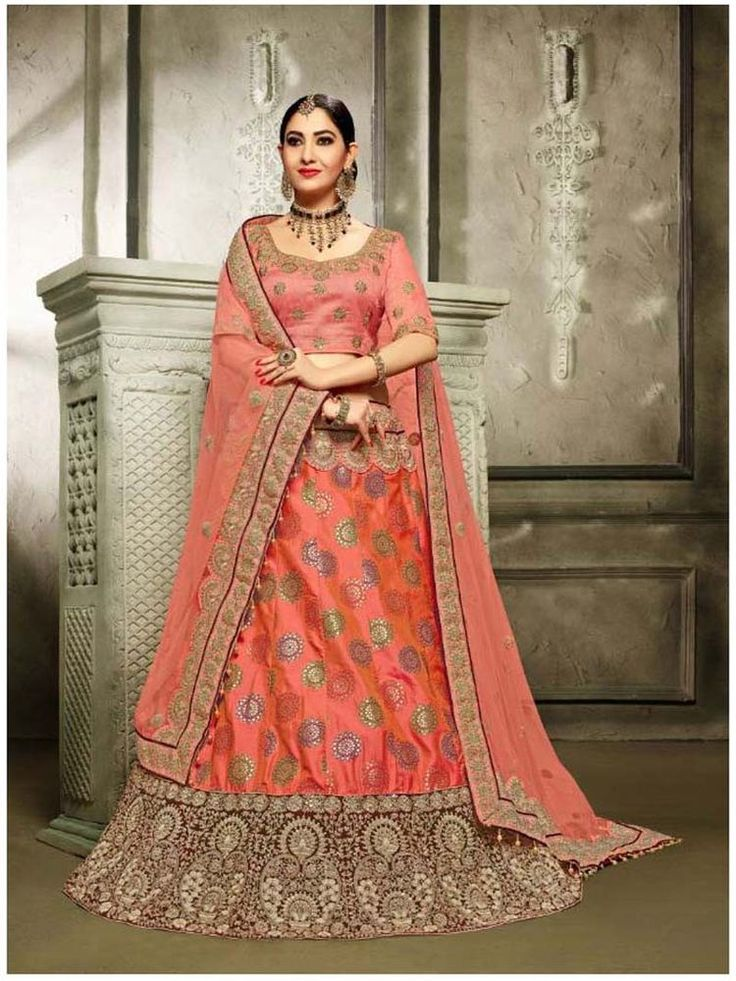 New Indian Bollywood Designer Party wear anarkali lehenga for women #Handmade #lehengacholi