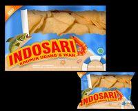 Packaging Design Food & Beverage - Desain Kemasan untuk Kerupuk Udang & Ikan - #1