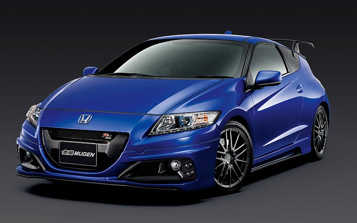 This is the Supercharged Honda CR-Z Mugen RZ - Should it Come Here?