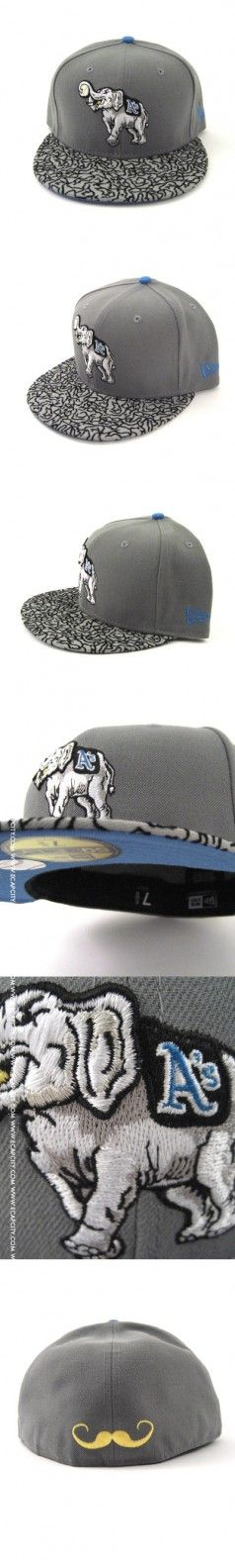 Oakland Athletics New Era Hats (SON OF MARS STEALTH) – Sneaker Related  Fitteds – 2eae75257e7