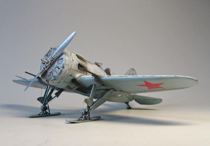 By Maxim Bylkin — Hello everyone! Yet another donkey- this time ski option. Aftermaket already standard on this model - CMK resin, etched forehead cowl of Gonza, canopy Squadron. Painted acrylic Gunze, lacquer Microscale, white paint - Tamiya enamel. Scrapes and scratches simulated sandpaper. When building this model, the internet was turned off - and that's good))), does not…...