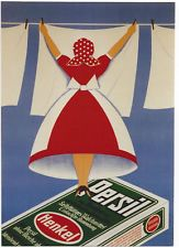 Vintage Advertising Posters | Persil soap