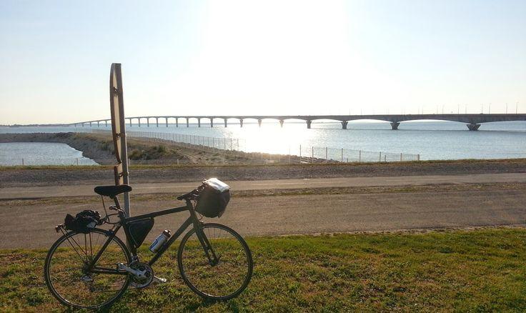 Biketrips en France: Nantes - La Rochelle - Nantes : 365km en 2 jours - J1