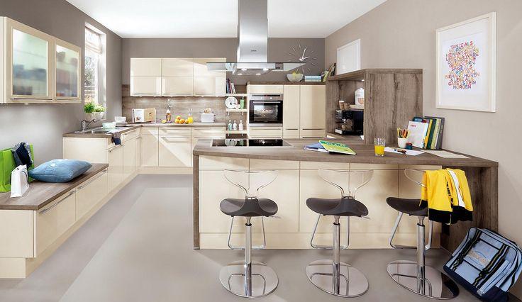 nobilia Küchen - kitchens - nobilia Produkte um sonho Pinterest - küche ohne elektrogeräte