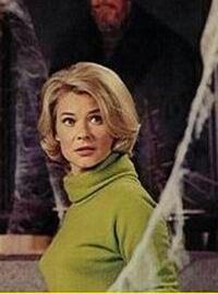 Hope Lange...Acted in 'Nightmare on Elm Street II'