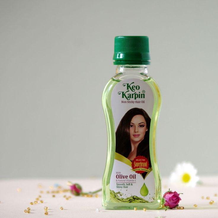Olejek do włosów Keo Karpin - Rani-art