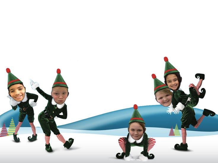 Create your ART out! ~ Elf Yourself ipad app!