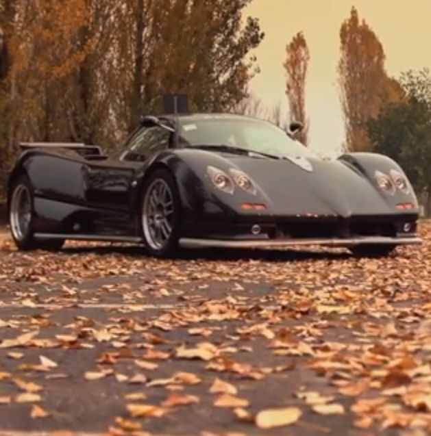 In heaven with the car gods! Mr Horacio Pagani takes XCar for a spin in his #Zonda S 7.3! This is #CARGOLD! Hit the image to watch...