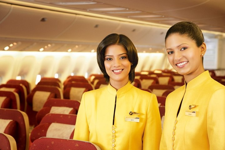 Proud to be working @ Jet Airways!