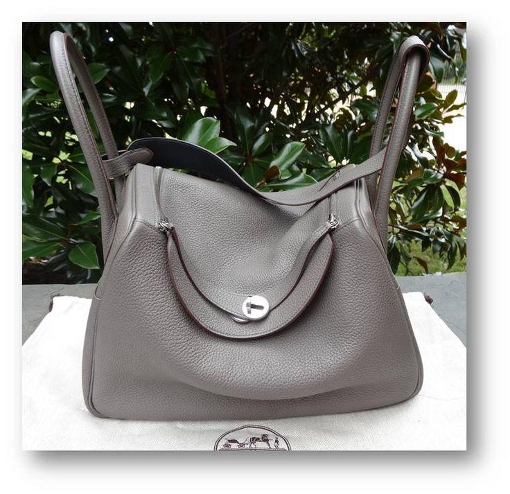 fake hermes birkin bag for sale - hermes etain togo 35 cm birkin bag- grey color with ghw, heremes bags